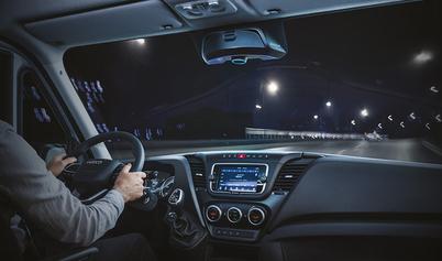 Nowy Daily: inteligentny samochód dla rozwoju biznesu